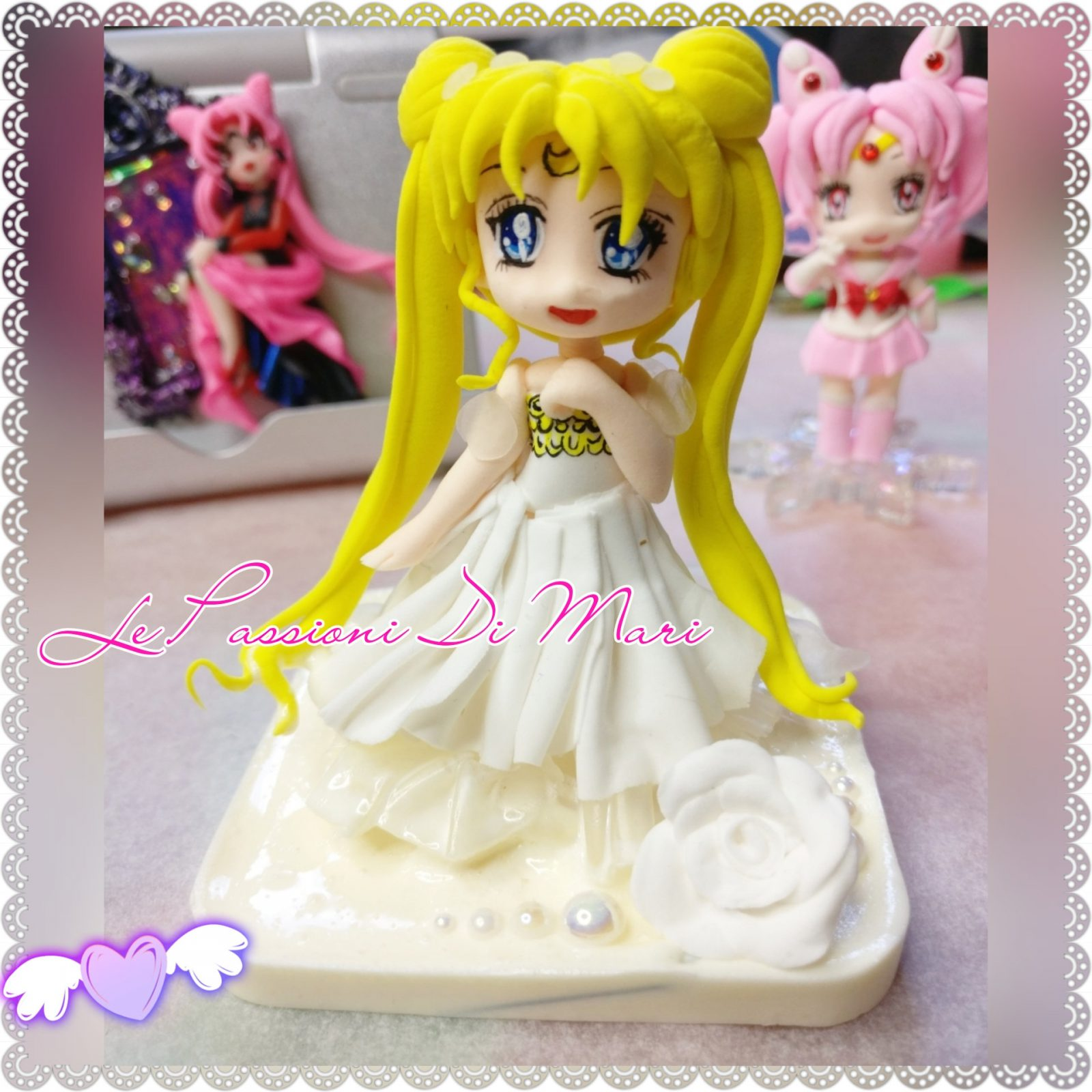 Princess Serenity Figure handmade